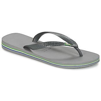 Shoes Lábujjközös papucsok Havaianas BRASIL Szürke