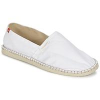 Cipők Gyékény talpú cipők Havaianas ORIGINE II Fehér