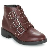 Cipők Női Csizmák Coolway CHIP Bordó
