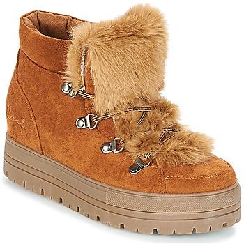 Cipők Női Csizmák Coolway OSLO Teve