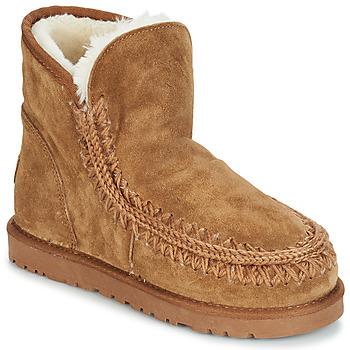 Cipők Női Csizmák Coolway ZOW Teve