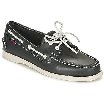 Shoes Férfi Vitorlás cipők Sebago DOCKSIDES Kék