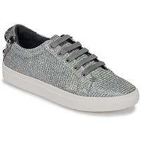 Cipők Női Rövid szárú edzőcipők KG by Kurt Geiger LUDO Ezüst