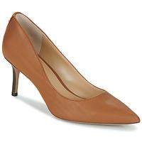Cipők Női Félcipők Lauren Ralph Lauren LANETTE Teve