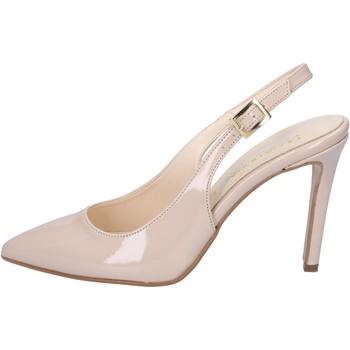 Cipők Női Szandálok / Saruk Olga Rubini Szandál BY286 Bézs