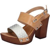 Cipők Női Szandálok / Saruk Made In Italia Szandál BY516 Ezüst