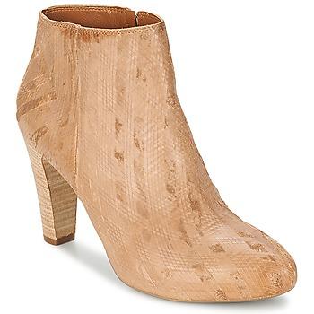 Cipők Női Bokacsizmák Vic RIBE INTAGLIATO Barna