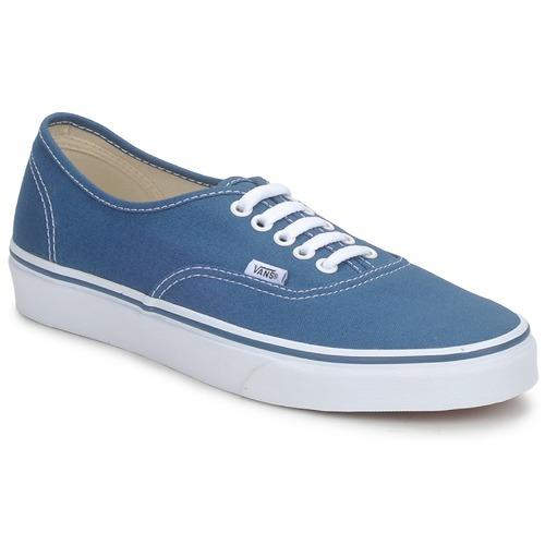 Vans AUTHENTIC Kék - Ingyenes Kiszállítás a SPARTOO.HU-mal ! - Cipők ... c291731984
