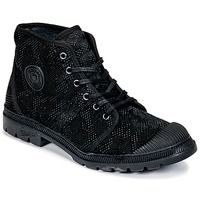 Cipők Női Csizmák Pataugas Authentique TP Fekete