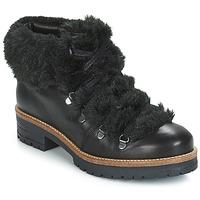 Cipők Női Csizmák Pataugas Task Fekete
