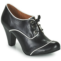 Cipők Női Oxford cipők Cristofoli GRENATAS Fekete
