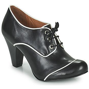 Cipők Női Bokacsizmák Cristofoli GRENATAS Fekete