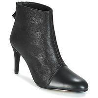 Cipők Női Bokacsizmák Elizabeth Stuart CITOU Fekete