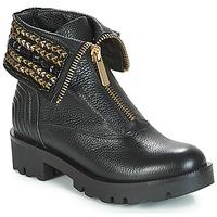 Cipők Női Csizmák Tosca Blu KIRUNA Fekete