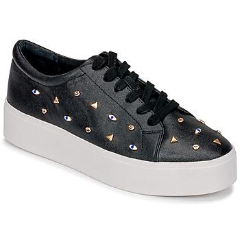 Cipők Női Rövid szárú edzőcipők Katy Perry THE DYLAN Fekete