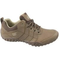 Cipők Férfi Rövid szárú edzőcipők Caterpillar Instruct Barna