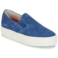 Cipők Női Belebújós cipők Skechers UPLIFT Kék