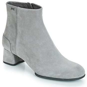 Cipők Női Bokacsizmák Camper KIE0 Boots Szürke