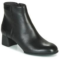 Cipők Női Bokacsizmák Camper KATIE Fekete