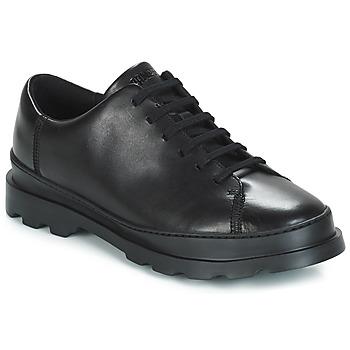 Cipők Férfi Oxford cipők Camper BRUTUS Fekete