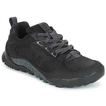 Cipők Férfi Rövid szárú edzőcipők Merrell ANNEX TRAK LOW Fekete