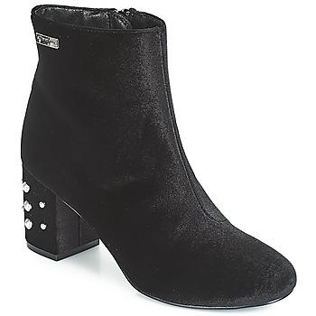 Cipők Női Bokacsizmák Les Tropéziennes par M Belarbi CHANNON Fekete