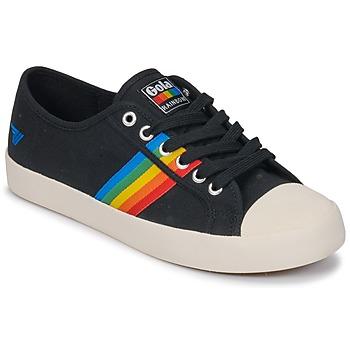 Cipők Női Rövid szárú edzőcipők Gola Coaster rainbow Fekete