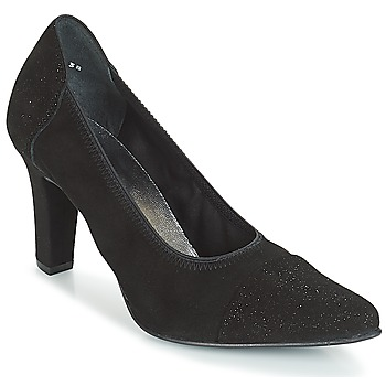 Cipők Női Félcipők Myma PIZZANS Fekete