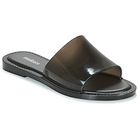 Cipők Női Papucsok Melissa SOULD Fekete