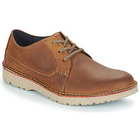 Cipők Férfi Oxford cipők Clarks VARGO PLAIN Barna