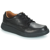 Cipők Férfi Oxford cipők Clarks Un Abode Ease Fekete