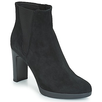 Cipők Női Bokacsizmák Geox D ANNYA HIGH Fekete