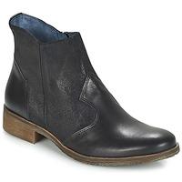 Cipők Női Csizmák Kickers LIXY Fekete