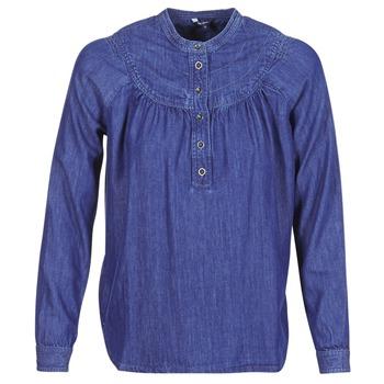Ruhák Női Blúzok Pepe jeans ALICIA Kék