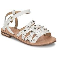 Cipők Női Szandálok / Saruk Geox JOLANDA E Fehér