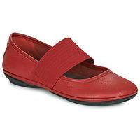 Cipők Női Balerina cipők / babák Camper RIGHT  NINA Piros