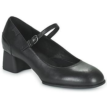 Cipők Női Félcipők Camper KATIE Fekete