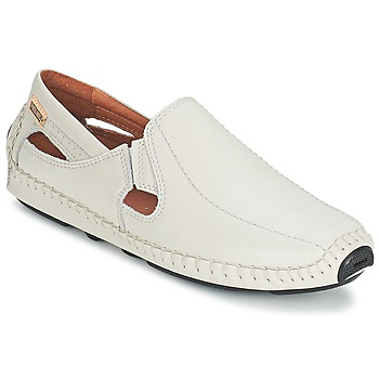 Shoes Férfi Mokkaszínek Pikolinos JEREZ 09Z Fehér