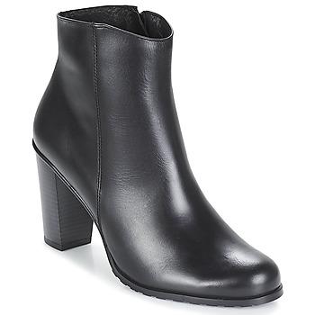 Cipők Női Bokacsizmák So Size JOTTA Fekete
