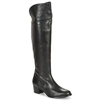 Cipők Női Combcsizmák So Size JICHELIEU Fekete