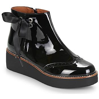 Cipők Női Csizmák Fericelli JANDICI Fekete