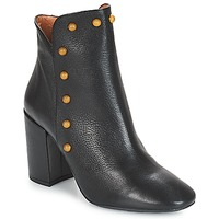 Cipők Női Bokacsizmák Fericelli JATTIPALIA Fekete