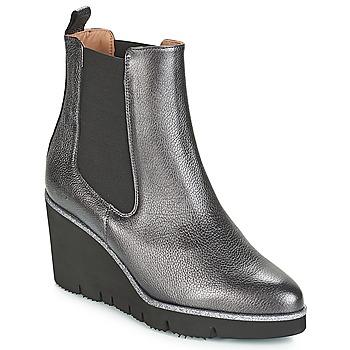 Cipők Női Csizmák Fericelli JERAMO Ezüst