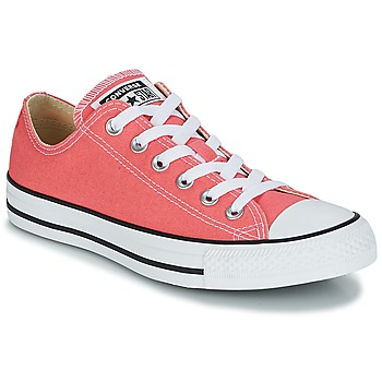 Cipők Rövid szárú edzőcipők Converse CHUCK TAYLOR ALL STAR OX Narancssárga / Korall