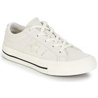 Cipők Gyerek Rövid szárú edzőcipők Converse ONE STAR OX Fehér