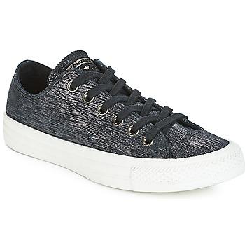 Cipők Női Rövid szárú edzőcipők Converse CHUCK TAYLOR ALL STAR OX Fekete