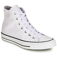 Cipők Női Magas szárú edzőcipők Converse CHUCK TAYLOR ALL STAR HI Fehér / Fehér