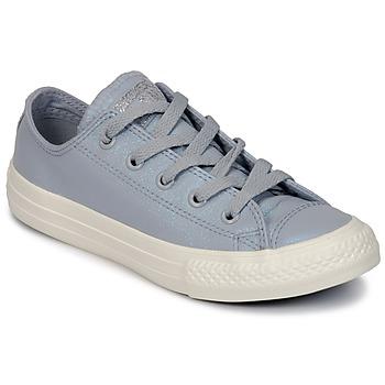Cipők Lány Rövid szárú edzőcipők Converse CHUCK TAYLOR ALL STAR OX Szürke