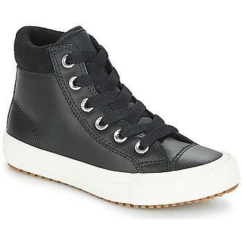 Cipők Gyerek Magas szárú edzőcipők Converse CHUCK TAYLOR ALL STAR PC BOOT HI Fekete  / Fehér