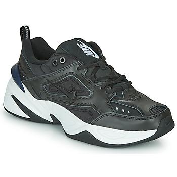 Cipők Férfi Rövid szárú edzőcipők Nike M2K TEKNO Fekete